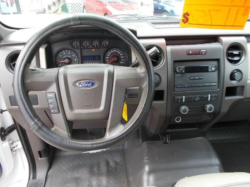 2010 Ford F-150 4x4 XL 4dr SuperCab Styleside 6.5 ft. SB - Cullman AL