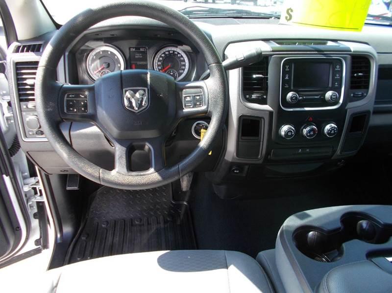 2014 RAM Ram Pickup 1500 4x2 Tradesman 4dr Quad Cab 6.3 ft. SB Pickup - Cullman AL