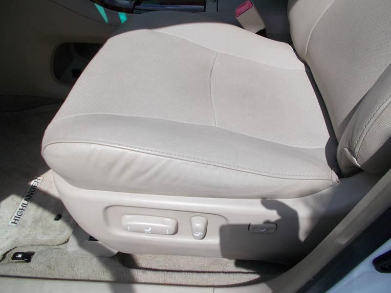 2006 Toyota Highlander Limited 4dr SUV w/3rd Row - Cullman AL