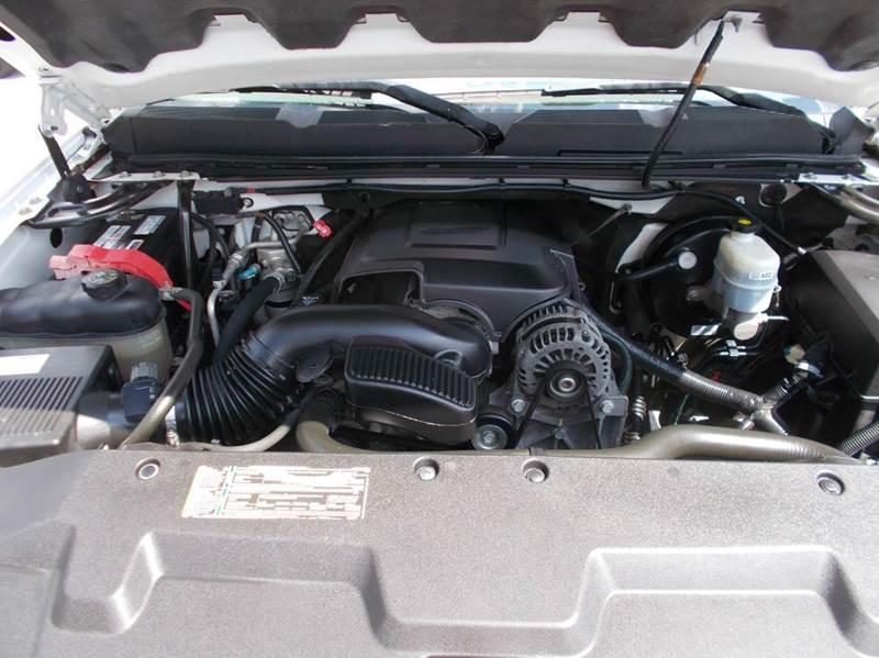 2009 Chevrolet Silverado 1500 4x2 Work Truck 4dr Extended Cab 6.5 ft. SB - Cullman AL