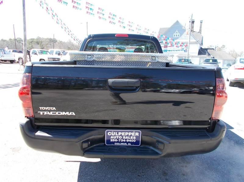 2014 Toyota Tacoma 4x2 4dr Access Cab 6.1 ft SB 4A - Cullman AL