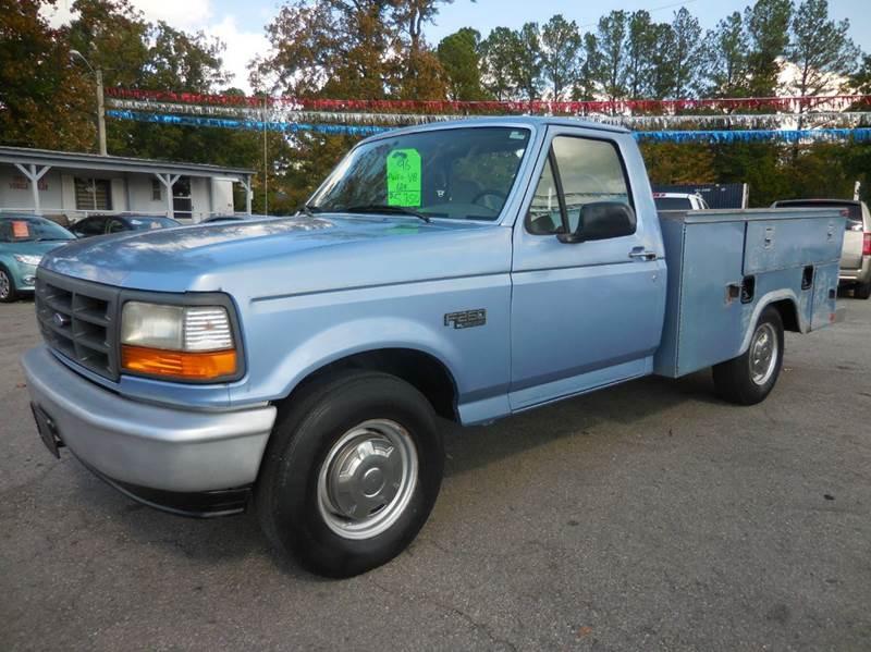 1996 ford f 250 2dr xl standard cab lb in cullman al culpepper auto sales. Black Bedroom Furniture Sets. Home Design Ideas