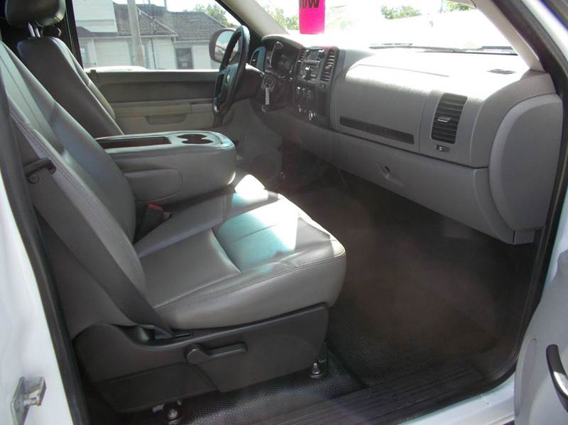 2011 Chevrolet Silverado 2500HD 4x4 Work Truck 2dr Regular Cab LB - Cullman AL