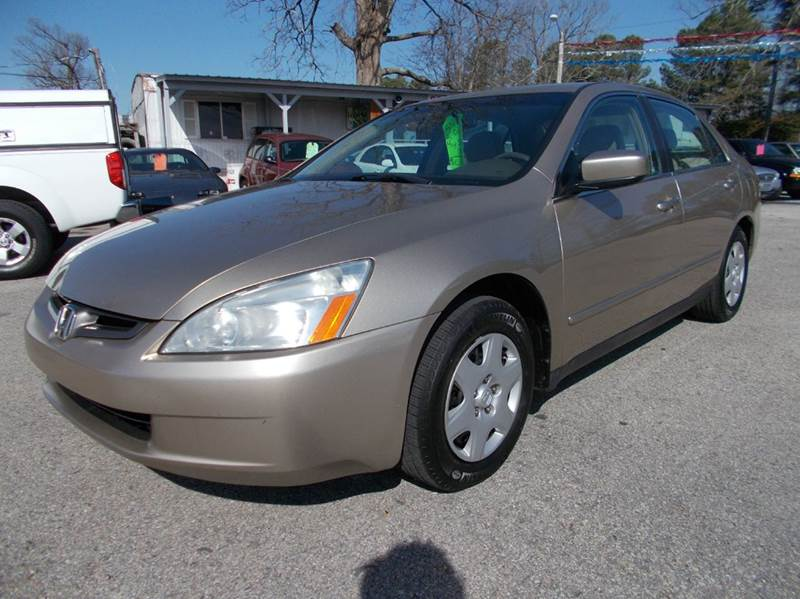 2005 Honda Accord LX 4dr Sedan - Cullman AL