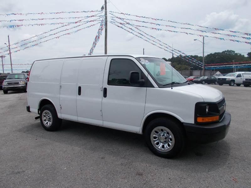 2010 Chevrolet Express Cargo 1500 3dr Cargo Van - Cullman AL
