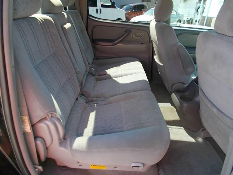 2005 Toyota Tundra 4dr Double Cab Limited RWD SB V8 - Cullman AL