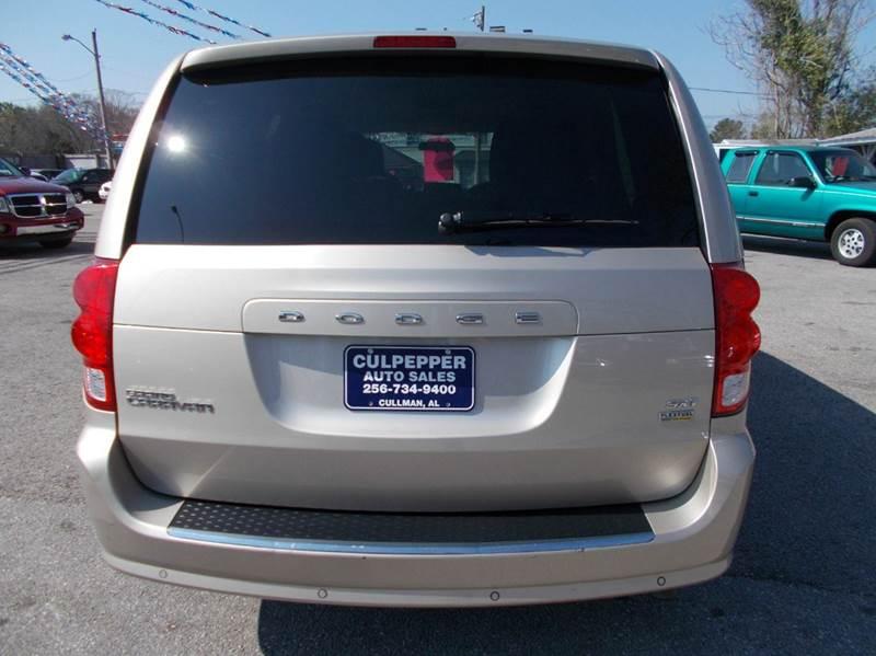 2015 Dodge Grand Caravan SXT 4dr Mini-Van - Cullman AL