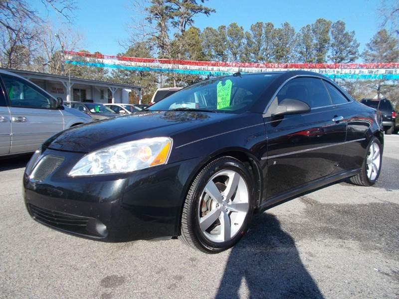 2008 Pontiac G6 for sale in Cullman, AL