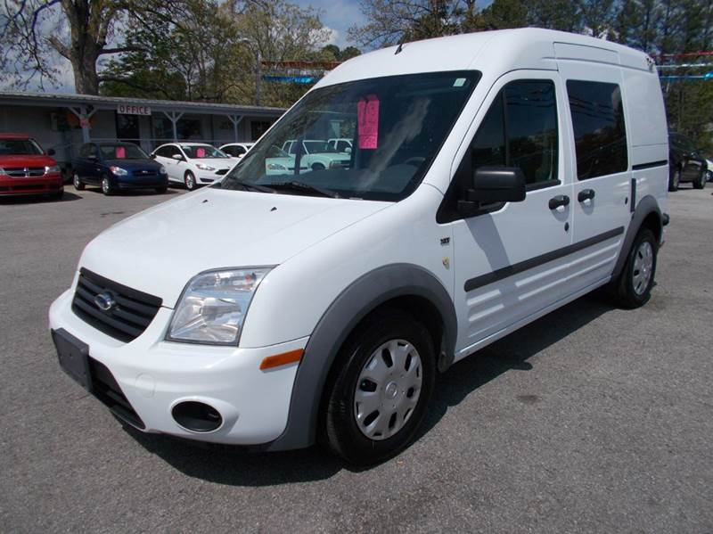 2013 Ford Transit Connect XLT 4dr Cargo Mini-Van w/Side and Rear Glass - Cullman AL