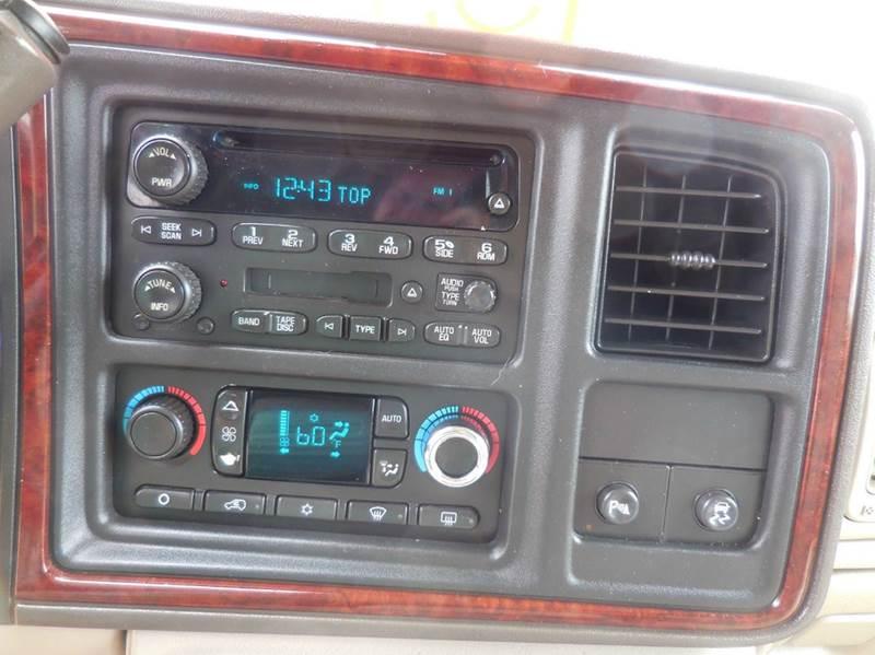 2006 Cadillac Escalade ESV AWD 4dr SUV - Cullman AL