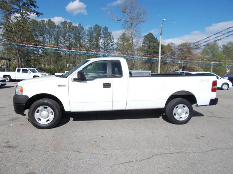 2006 Ford F-150 XL 2dr Regular Cab 4WD Styleside 8 ft. LB - Cullman AL