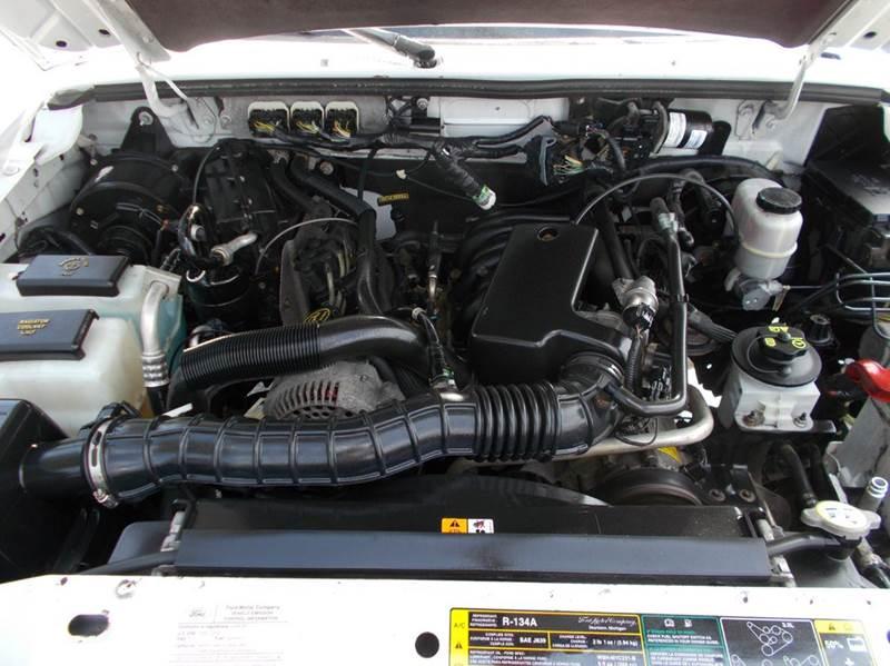 2008 Ford Ranger 4x4 XL 2dr Regular Cab LB - Cullman AL