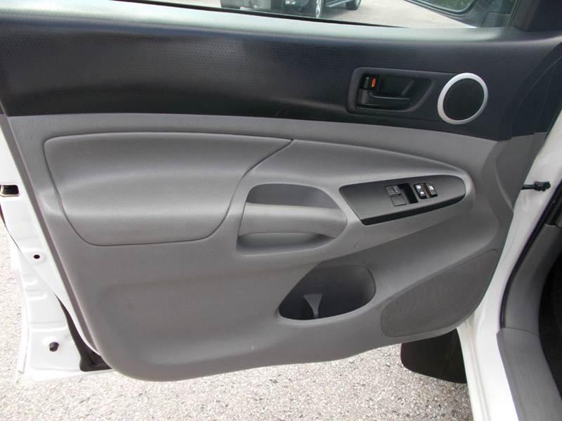 2013 Toyota Tacoma 4x2 PreRunner V6 4dr Access Cab 6.1 ft SB 5A - Cullman AL