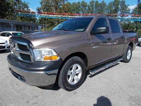 2010 Dodge Ram Pickup 1500 for sale in Cullman, AL