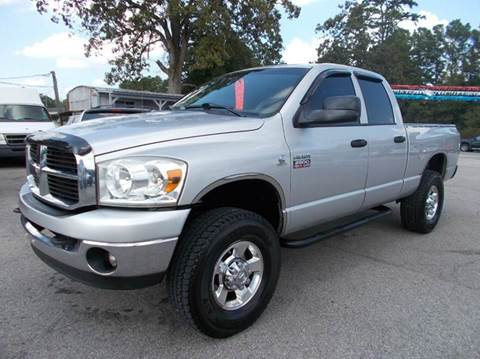 2007 Dodge Ram Pickup 2500 for sale in Cullman, AL