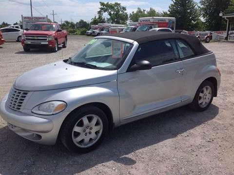 2005 Chrysler PT Cruiser for sale in Croswell, MI