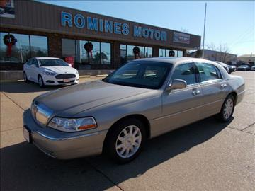 2007 Lincoln Town Car for sale in Houston, MO