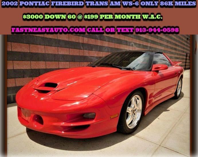 Pontiac Firebird For Sale in Canton, GA - Carsforsale.com