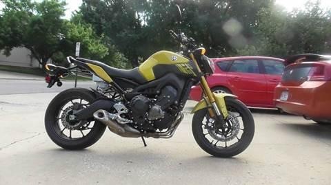 2015 Yamaha FZ09 for sale in Olathe, KS