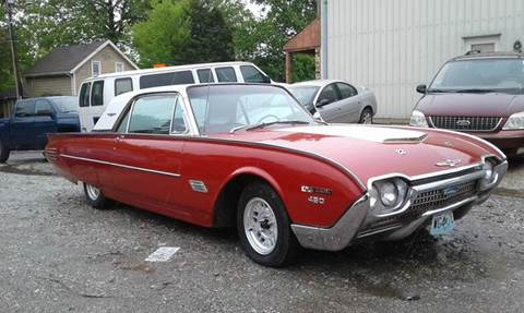 1961 Ford Thunderbird for sale in Olathe, KS