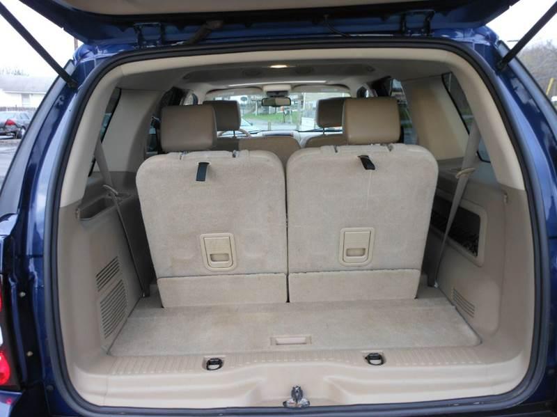 2007 Ford Explorer Eddie Bauer 4dr SUV 4WD V6 - Middletown NY