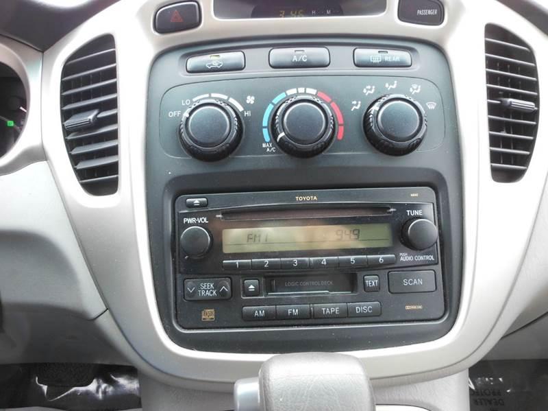 2006 Toyota Highlander 4dr SUV V6 w/3rd Row - Middletown NY