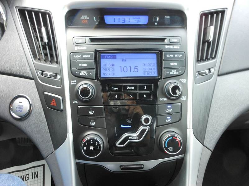 2012 Hyundai Sonata SE 4dr Sedan 6A - Middletown NY