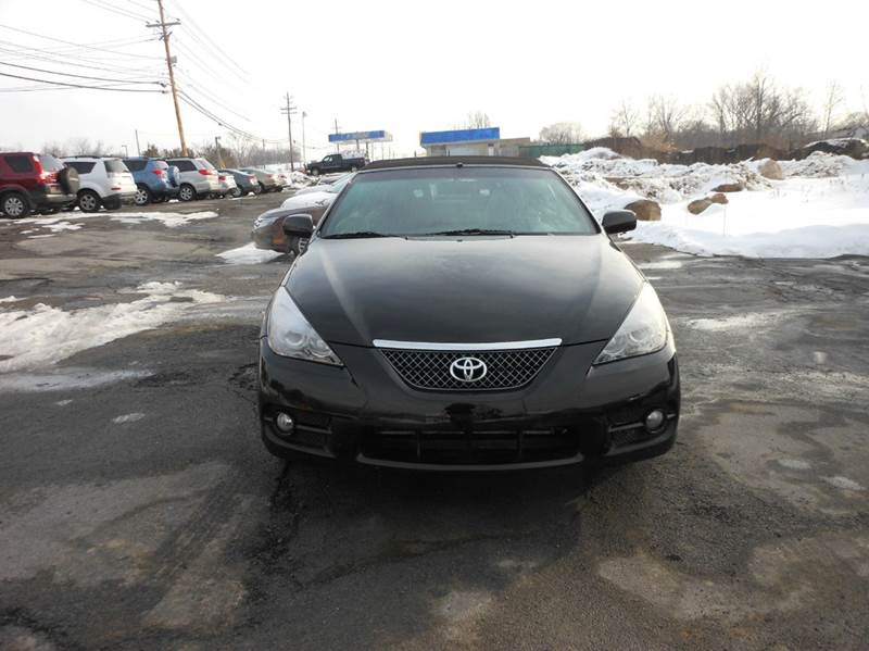 2008 Toyota Camry Solara SLE V6 2dr Convertible 5A - Middletown NY