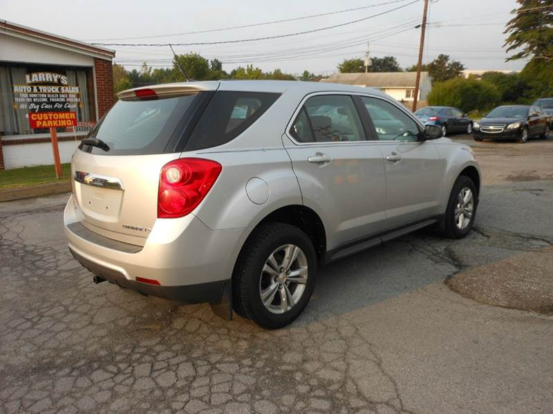 2010 Chevrolet Equinox AWD LS 4dr SUV - Middletown NY