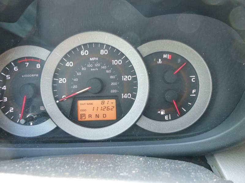 2008 Toyota RAV4 4x4 Limited 4dr SUV - Middletown NY