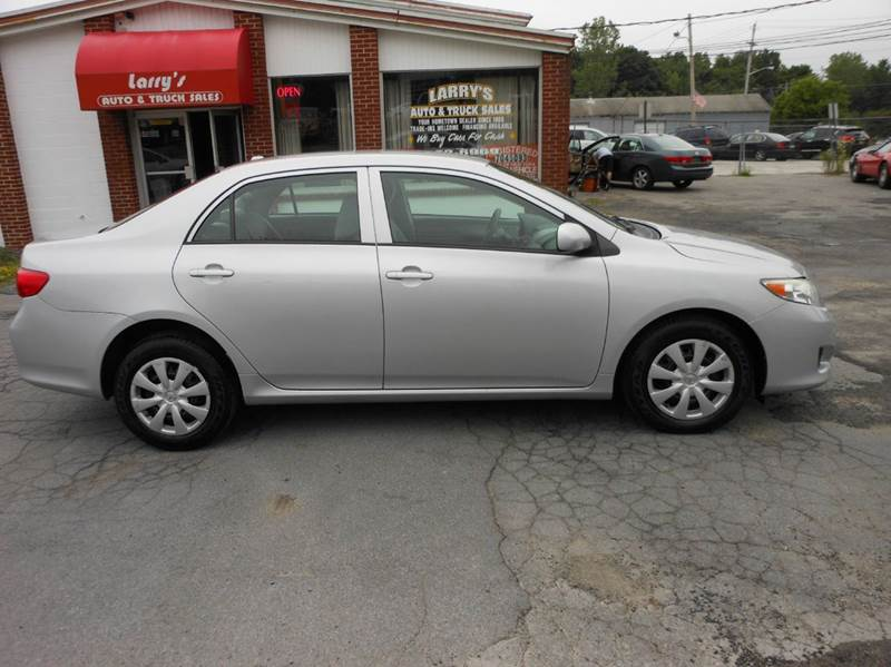 2010 Toyota Corolla LE 4dr Sedan 4A - Middletown NY