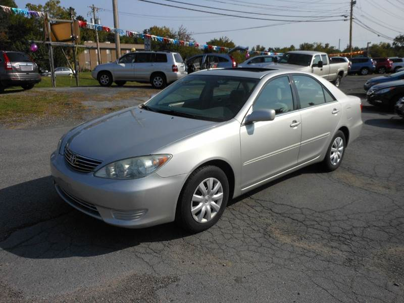 2006 Toyota Camry LE 4dr Sedan w/Automatic - Middletown NY