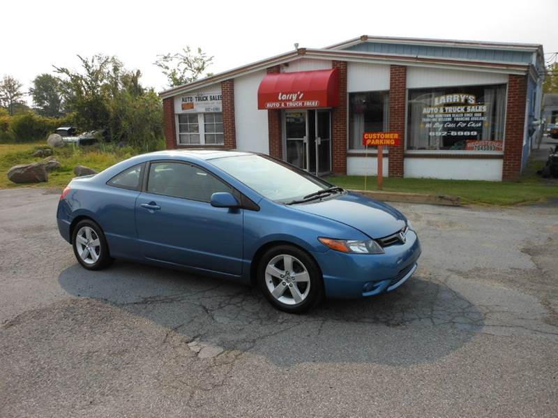 2008 Honda Civic EX 2dr Coupe 5A - Middletown NY