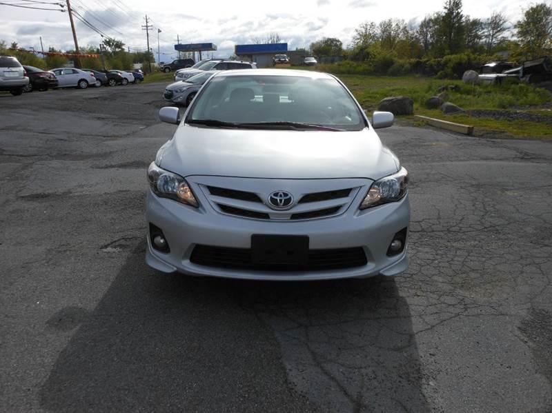 2013 Toyota Corolla S 4dr Sedan 4A - Middletown NY