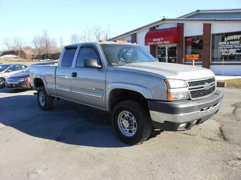 2006 Chevrolet Silverado 2500HD for sale in Middletown, NY