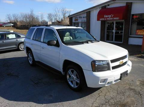 2009 Chevrolet TrailBlazer