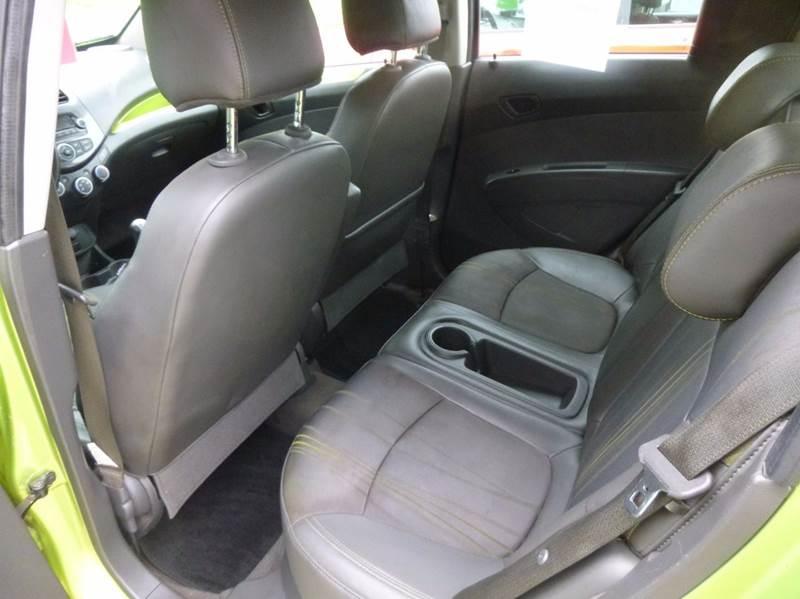 2013 Chevrolet Spark LS Manual 4dr Hatchback - Shelby NC