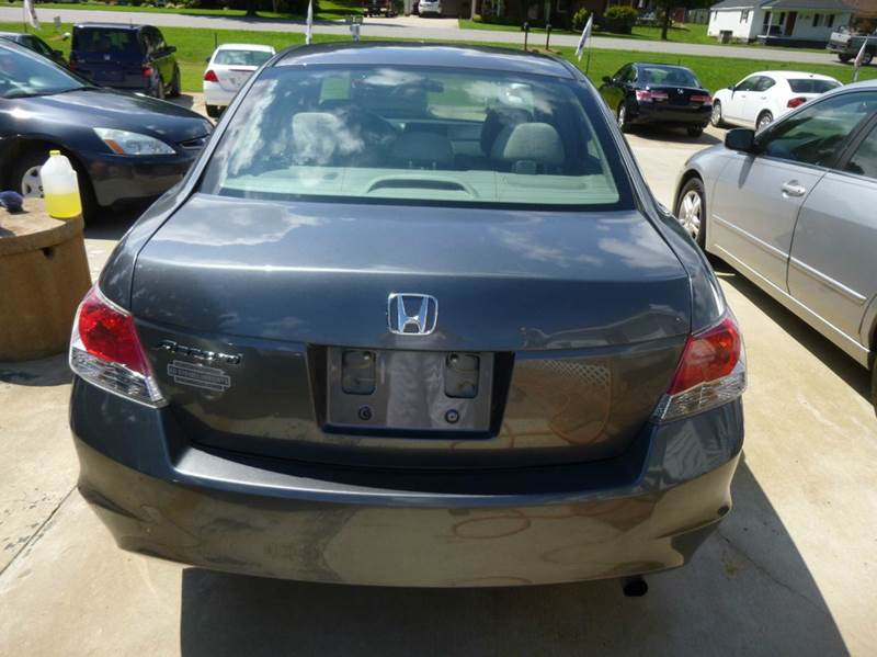 2009 Honda Accord LX 4dr Sedan 5A - Shelby NC