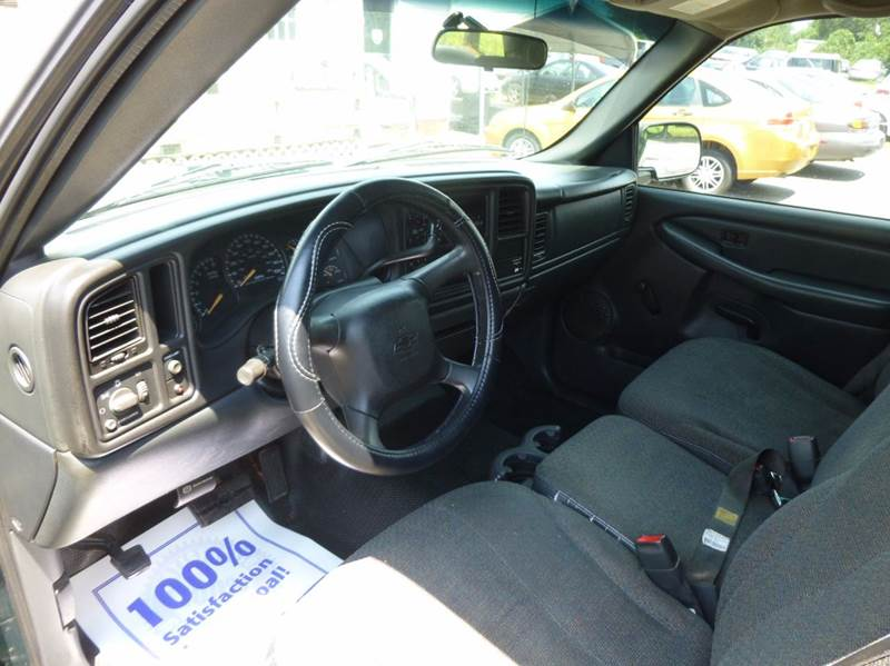 2002 Chevrolet Silverado 1500 4dr Extended Cab 2WD SB - Shelby NC
