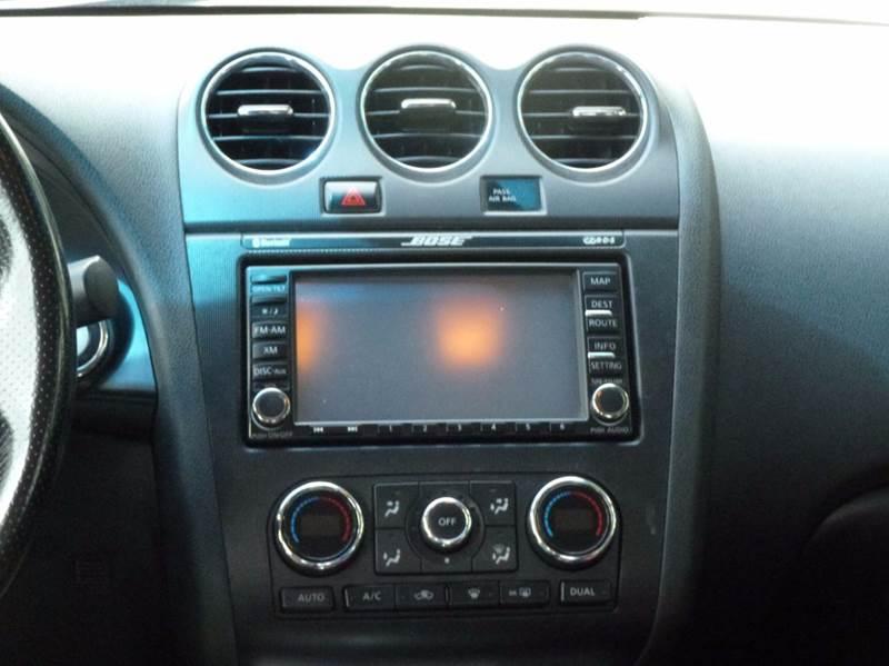 2010 Nissan Altima 2.5 SL 4dr Sedan - Shelby NC