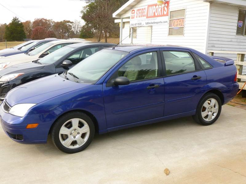 2005 ford focus zx4 ses 4dr sedan in shelby nc ed. Black Bedroom Furniture Sets. Home Design Ideas