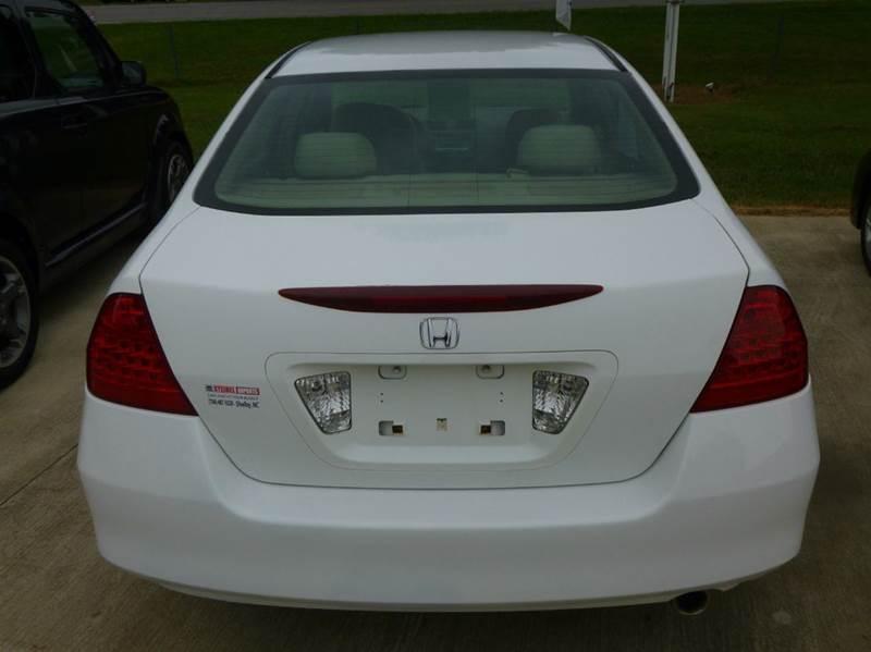 2007 Honda Accord Special Edition 4dr Sedan (2.4L I4 5A) - Shelby NC
