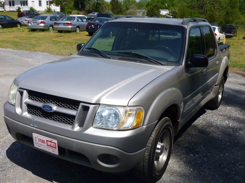 2002 Ford Explorer Sport Trac 4dr Crew Cab SB 2WD - Shelby NC