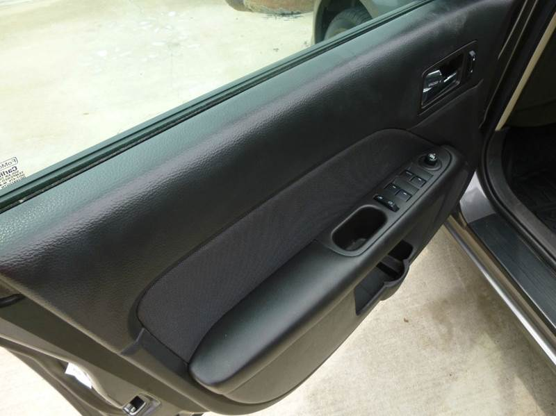 2012 Ford Fusion SE 4dr Sedan - Shelby NC