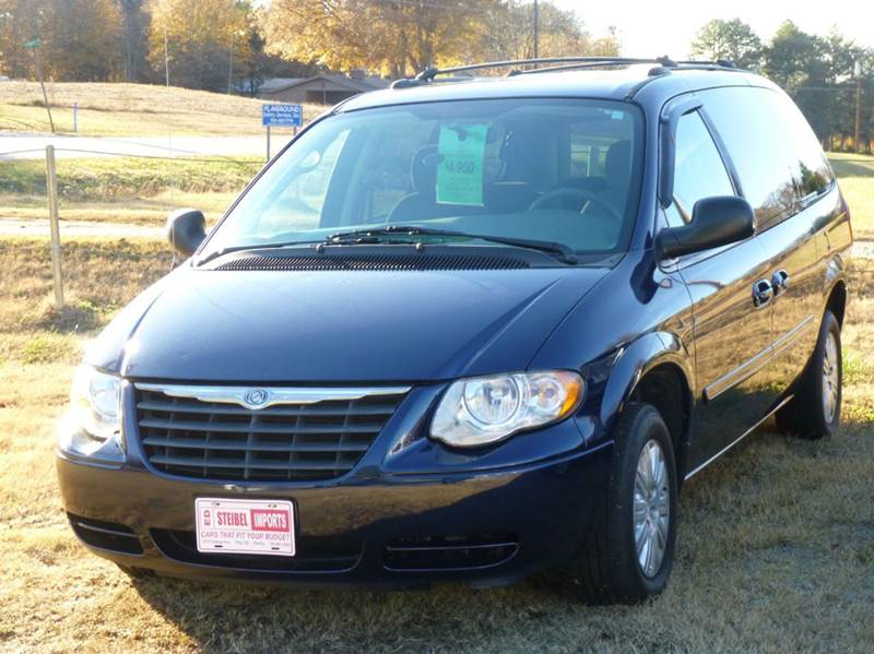 2005 chrysler town and country lx 4dr extended mini van in shelby nc ed steibel imports. Black Bedroom Furniture Sets. Home Design Ideas