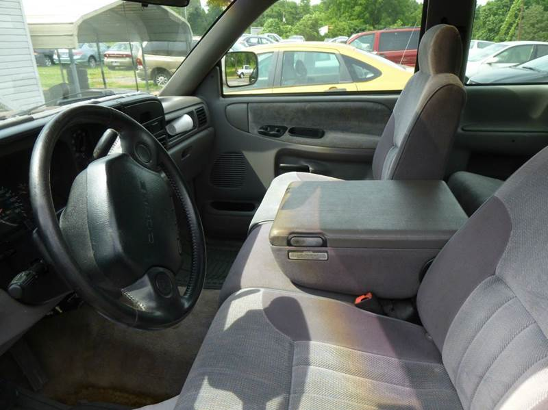 1996 Dodge Ram Pickup 1500 2dr Laramie SLT Extended Cab SB - Shelby NC