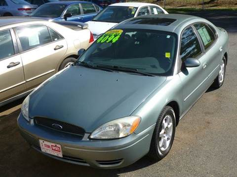 2006 Ford Taurus for sale in Shelby, NC