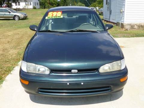 1997 GEO Prizm for sale in Shelby, NC