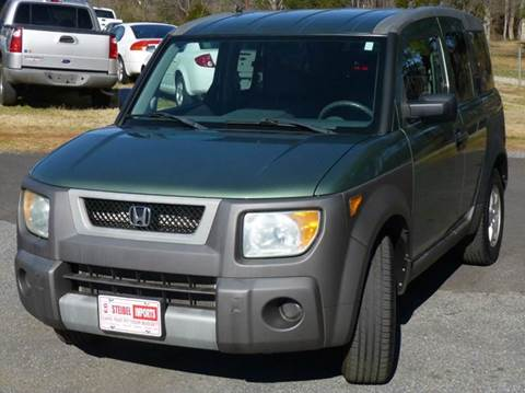 2004 Honda Element for sale in Shelby, NC