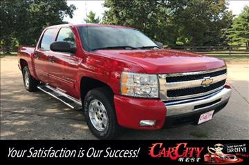 2009 Chevrolet Silverado 1500 for sale in Clive IA